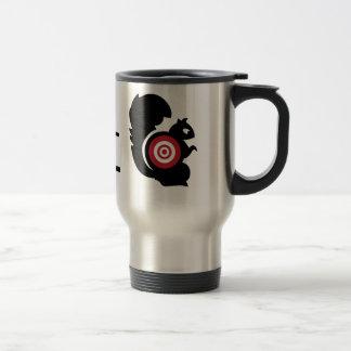 Squirrel Patrol Travel Mug