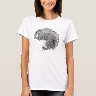 Squirrel Plain T-Shirt
