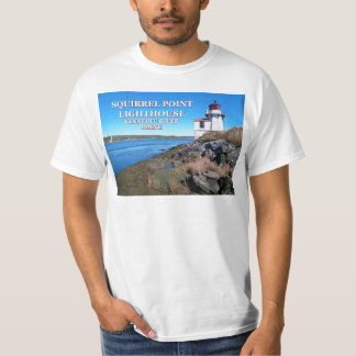 Squirrel Point Lighthouse, Maine T-Shirt