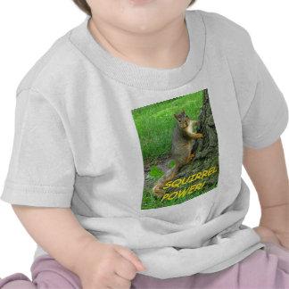 Squirrel Power! T-shirts