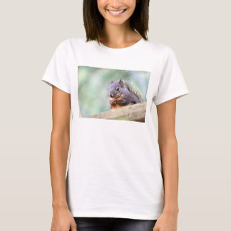 Squirrel Praying for Peanuts T-Shirt