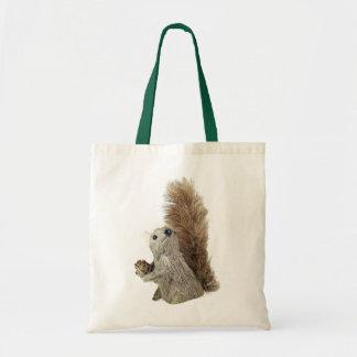 Squirrel Puppet Bag