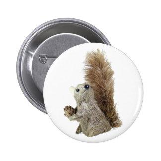 Squirrel Puppet Button