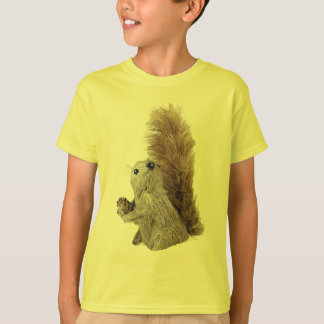 Squirrel Puppet Kids T-Shirt