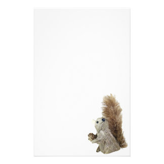 Squirrel Puppet Stationery