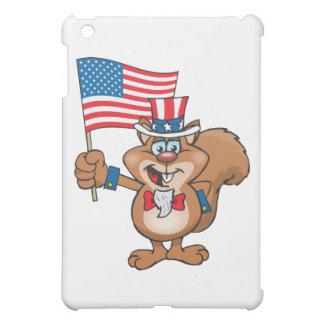 Squirrel Sam iPad Mini Cover