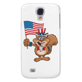 Squirrel Sam Samsung Galaxy S4 Cover