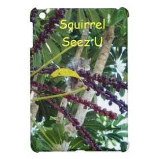 Squirrel Seez U iPad Mini Case