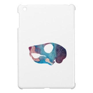 Squirrel Skull iPad Mini Cover