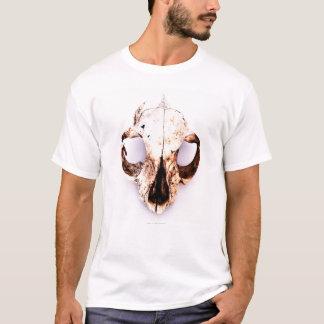 SQUIRREL SKULL t-shirt wht