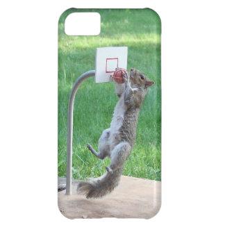 Squirrel Slam Dunk iPhone 5C Cover
