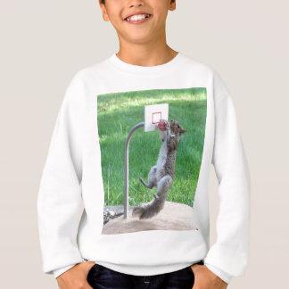 Squirrel Slam Dunk Sweatshirt
