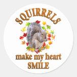 SQUIRREL SMILES STICKERS