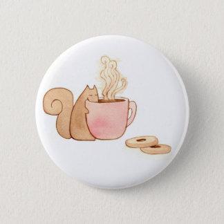 Squirrel Snack Button