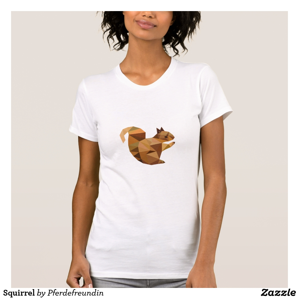 Squirrel T-Shirt - Best Selling Long-Sleeve Street Fashion Shirt Designs