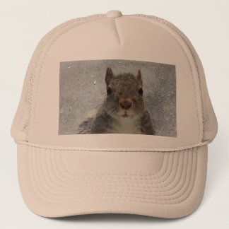 Squirrel Trucker Hat