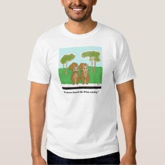 squirrel v. Prius (color).jpg Tee Shirt