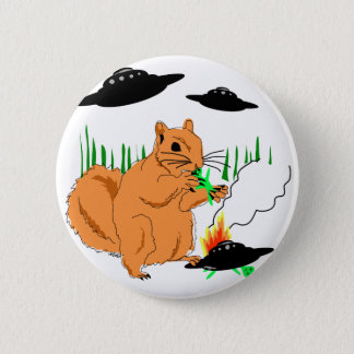 Squirrel vs. Aliens Button