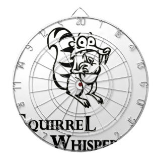 Squirrel Whisperer Dartboard