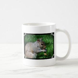 Squirrel with Nut Coffee Mug