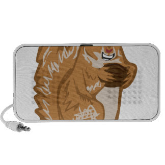 squirrel with nut portable speakers
