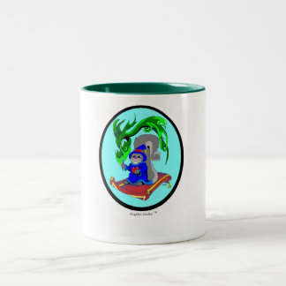 Squirrel Wizard 2 Tone Mug