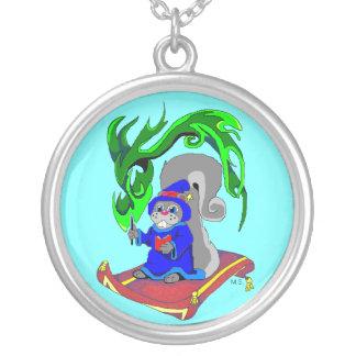 Squirrel Wizard Necklace