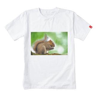 Squirrel Zazzle HEART T-Shirt