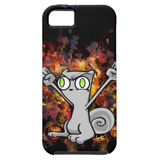 Squirrelly Wrath iPhone 5 Case