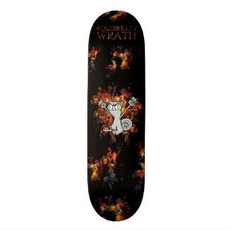 Squirrelly Wrath SkateBoard! Skateboard Deck