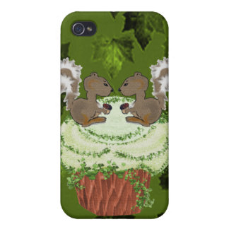 Squirrels  covers for iPhone 4