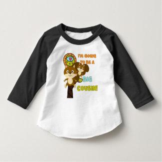 Squirrels Future Big Cousin Shirt