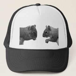 Squirrels  Hat/Cap Trucker Hat