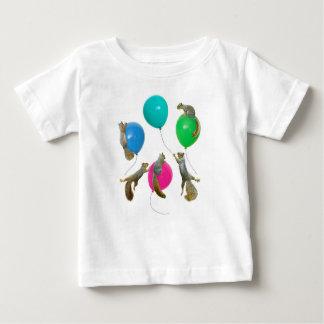 Squirrels on Balloons Shirt