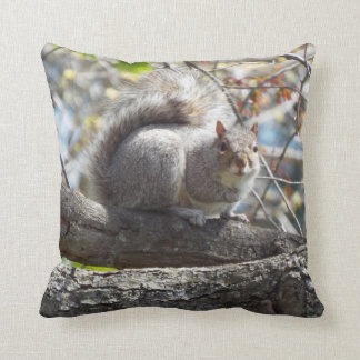 squirrels pillow