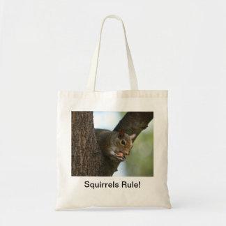 Squirrels Rule! bag