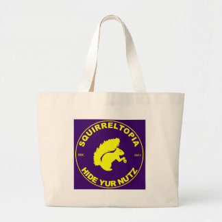 Squirreltopia-icono Bolsas Lienzo