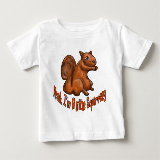 Squirrely Baby T-Shirt