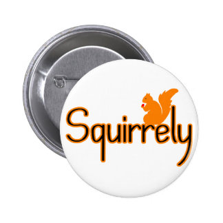 Squirrely Pin Redondo 5 Cm