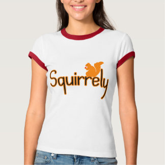 Squirrely Remera