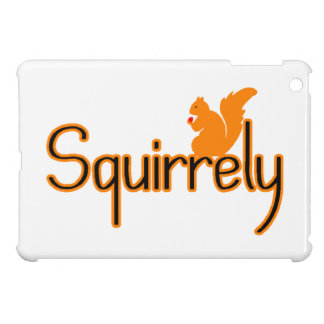 Squirrely Squirrel Cover For The iPad Mini