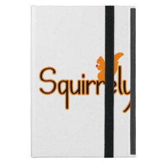 Squirrely Squirrel iPad Mini Case