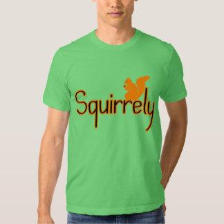 Squirrely Squirrel Shirt