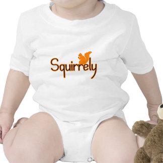 Squirrely Tshirts