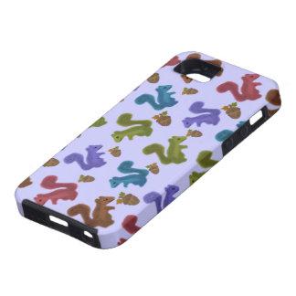 Squirrlin alrededor iPhone 5 protectores