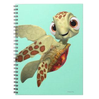 Squirt 2 notebook