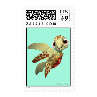Squirt 2 postage stamps