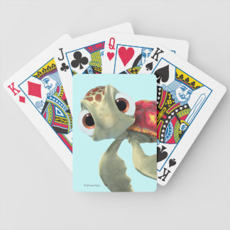 Squirt 3 bicycle playing cards