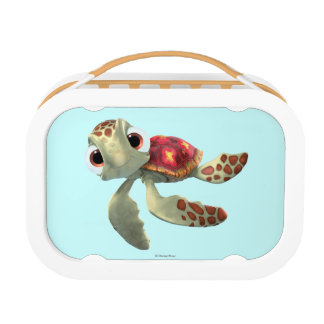 Squirt 3 lunch box