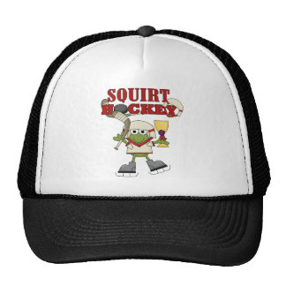 Squirt Hockey Champ Tshirts and Gifts Trucker Hat